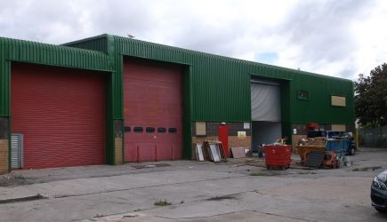 Thumbnail Industrial to let in 5/6 Marketside Industrial Estate, Bristol