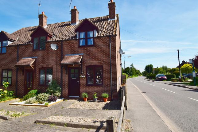 2 bed end terrace house for sale in Staythorpe Road, Rolleston, Newark NG23