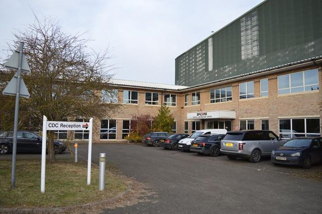 Thumbnail Office to let in Offices At Cdc Building, The Spicers Site, Sawston, Cambridge