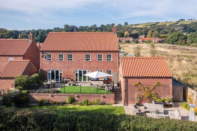 Thumbnail Detached house for sale in South View, East End, Ampleforth, York