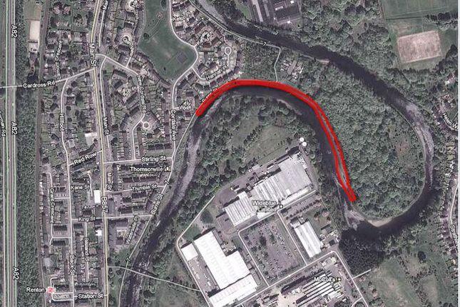Land for sale in Land Near Burns Street, Renton, Dumbarton G824Dq