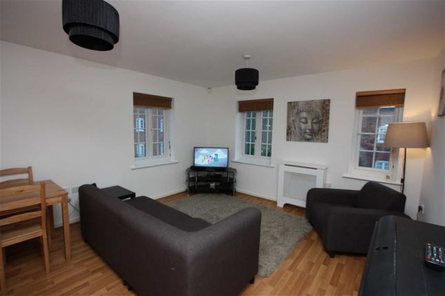 Thumbnail Flat to rent in Fletcher Court, Stoneclough, Manchester