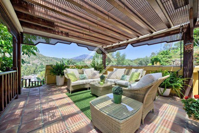 Spain, Costa Del Sol, Marbella, Benahavís, Mrb6704