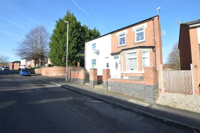 Thumbnail Semi-detached house for sale in Phillips Terrace, Beoley Road West, Redditch