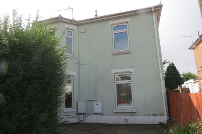 Thumbnail Property to rent in Shaftesbury Road, Bournemouth