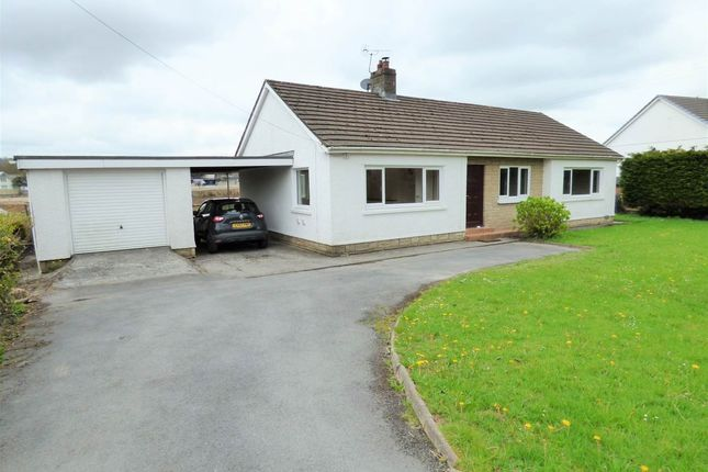 Thumbnail Bungalow to rent in Rhydargaeau, Carmarthen, Carmarthenshire