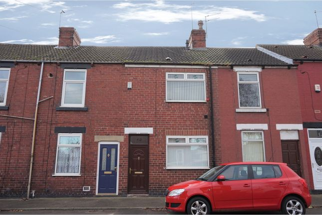Thumbnail Terraced house to rent in Grove Lane, Hemsworth