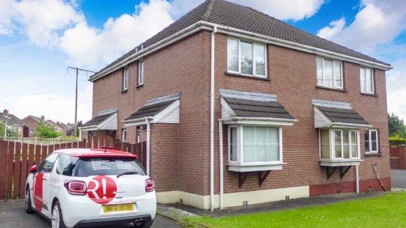 Thumbnail Flat to rent in Killowen Grange, Lisburn
