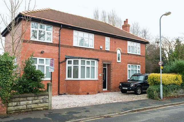 Thumbnail Detached house for sale in Willow Hey, Maghull, Liverpool
