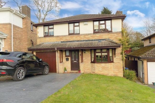 Thumbnail Detached house for sale in Bryn Derwen, Pontardawe, Swansea