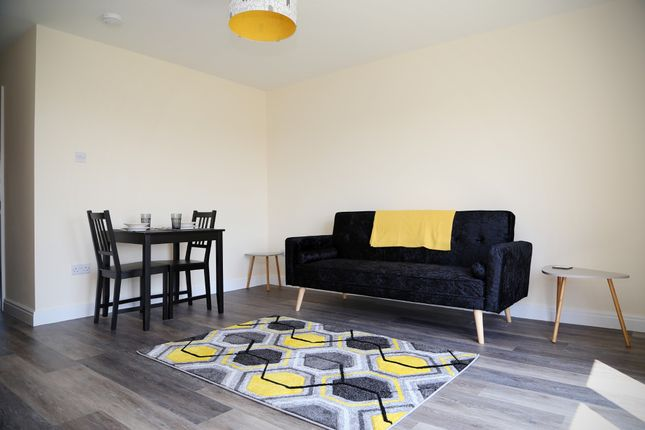 Thumbnail Flat to rent in Wern Terrace, Port Tennant, Swansea
