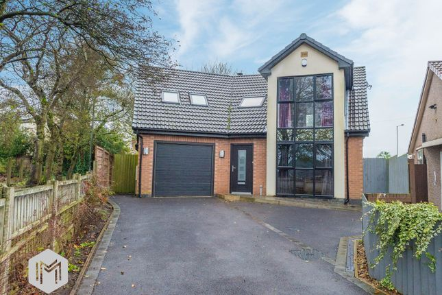 Thumbnail Detached house for sale in Bee Hive Green, Westhoughton, Bolton