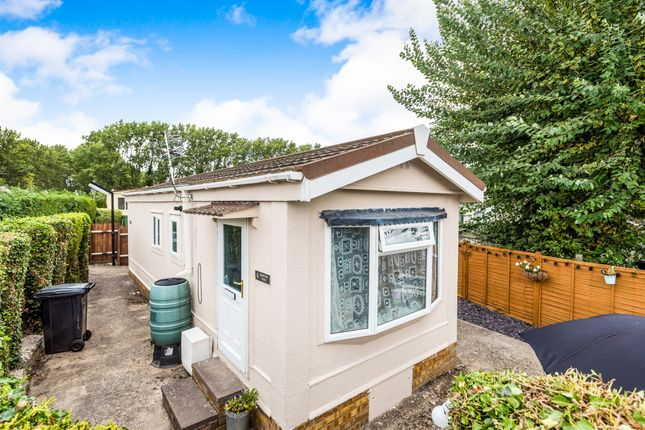 Thumbnail Mobile/park home for sale in Barrow Road, Harwell, Didcot