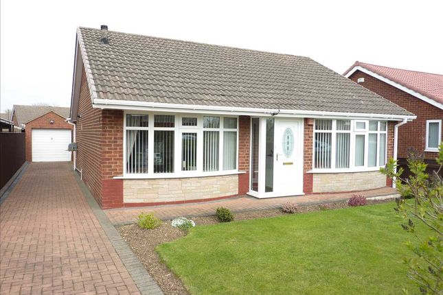 Thumbnail Detached bungalow for sale in Wesley Crescent, Cleethorpes