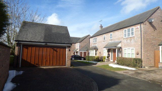Thumbnail Detached house for sale in West End, Bitteswell, Leicester