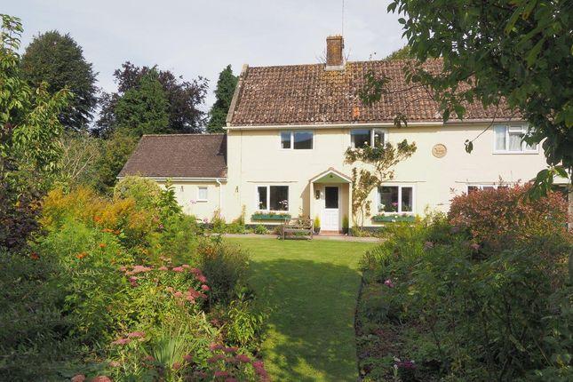 Thumbnail Semi-detached house for sale in Headlands, Bowerchalke, Salisbury