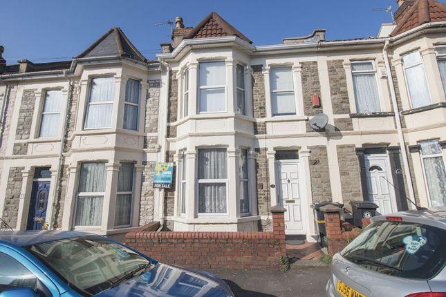 Thumbnail Terraced house for sale in Ivor Road, Whitehall, Bristol