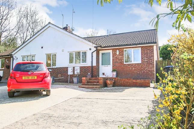 Thumbnail Semi-detached bungalow for sale in Sandhawes Hill, East Grinstead, West Sussex