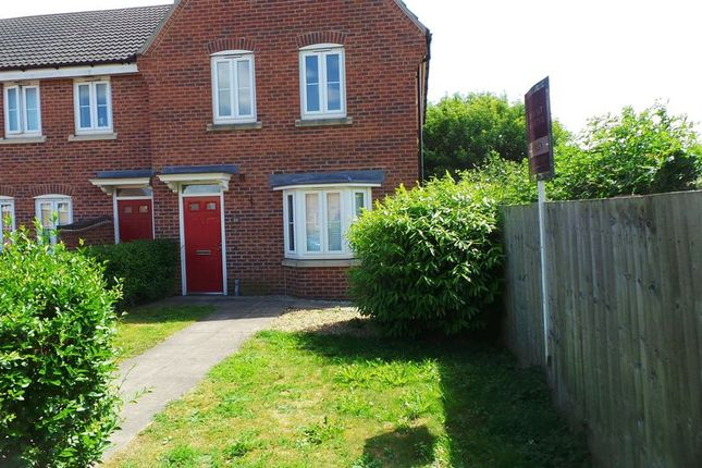 Thumbnail Semi-detached house to rent in Ormonde Close, Grantham