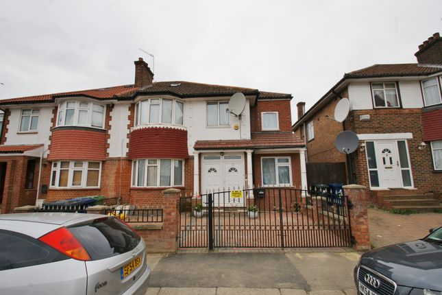 Thumbnail Semi-detached house to rent in Foster Road, London