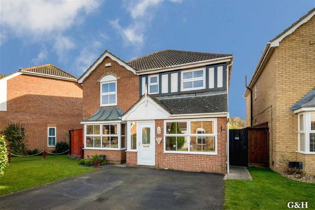 Thumbnail Detached house for sale in Chestnut Lane, Kingsnorth, Ashford