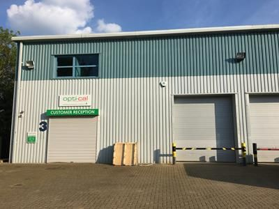 Thumbnail Warehouse for sale in 3 Twizel Close, Stonebridge, Milton Keynes, Bucks