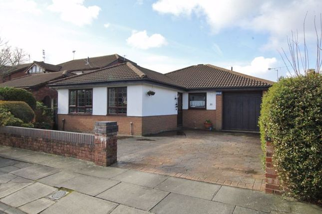Thumbnail Detached bungalow for sale in Salisbury Park, Childwall, Liverpool