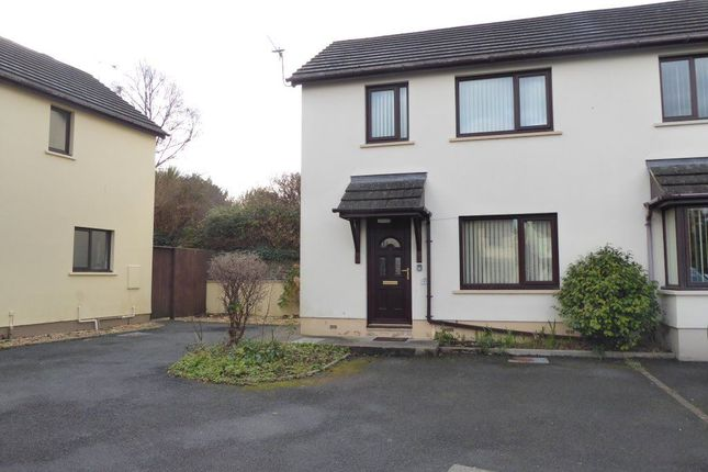 Thumbnail Property to rent in Two Penny Hay Close, Pembroke