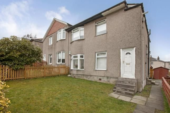 Thumbnail Flat for sale in Glencroft Road, Glasgow, Lanarkshire