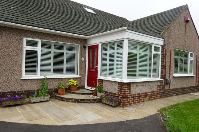 Thumbnail Semi-detached bungalow to rent in St Johns Drive, Yeadon, Leeds