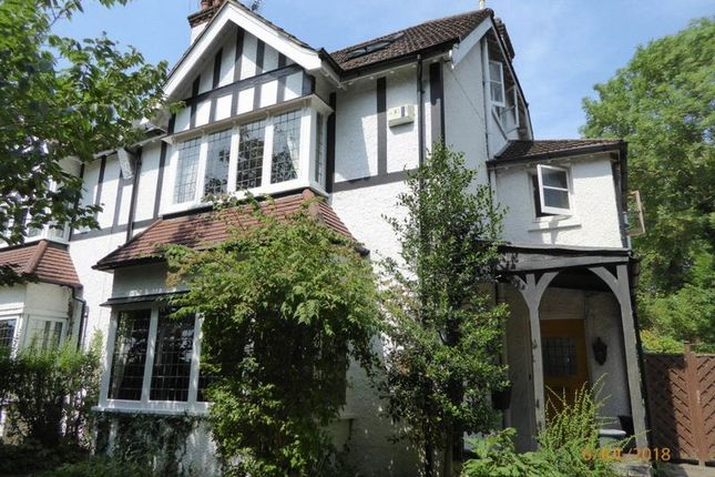 Thumbnail Semi-detached house for sale in The Drive, Coulsdon
