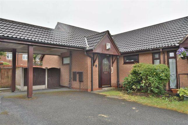Thumbnail Semi-detached bungalow for sale in Hilton Close, Leigh