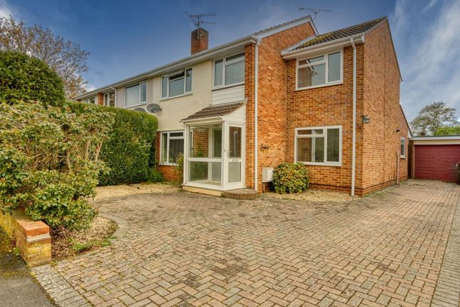 Thumbnail Semi-detached house for sale in Manor Orchard, Taunton