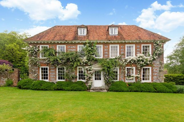 Thumbnail Country house for sale in Collingbourne Ducis, Marlborough