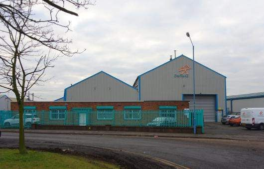 Thumbnail Commercial property for sale in Brandon Way, West Bromwich
