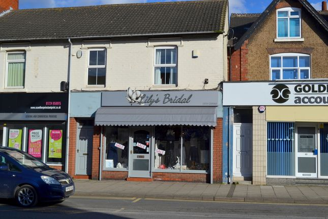 Retail premises for sale in Oswald Road, Scunthorpe North Lincolnshire