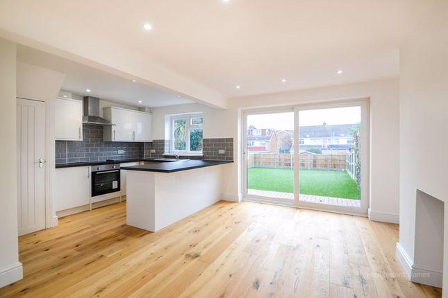 Kitchen/Diner of Coombe Drive, Sittingbourne ME10
