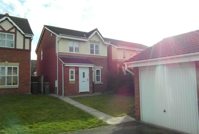 Thumbnail Detached house to rent in Whimbrel Drive, Carlisle, Cumbria