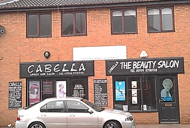 Thumbnail Flat to rent in Church St, Swinton, Rotherham