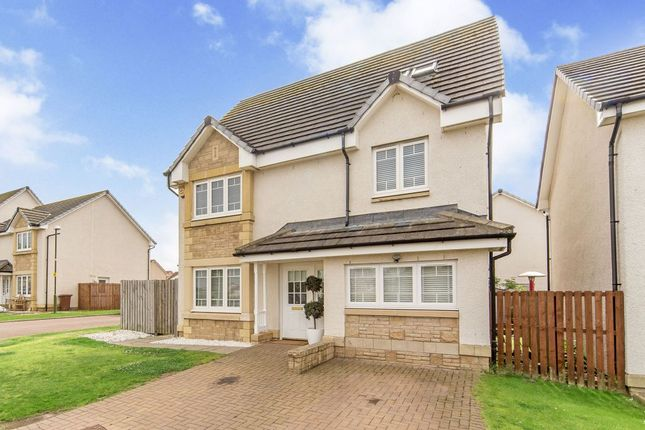 Thumbnail Detached house for sale in 46 Lawson Way, Tranent