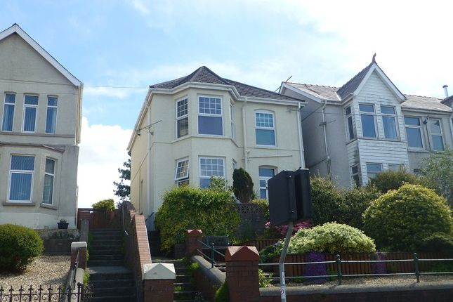 Thumbnail Detached house for sale in Penybanc Road, Ammanford, Carmarthenshire.
