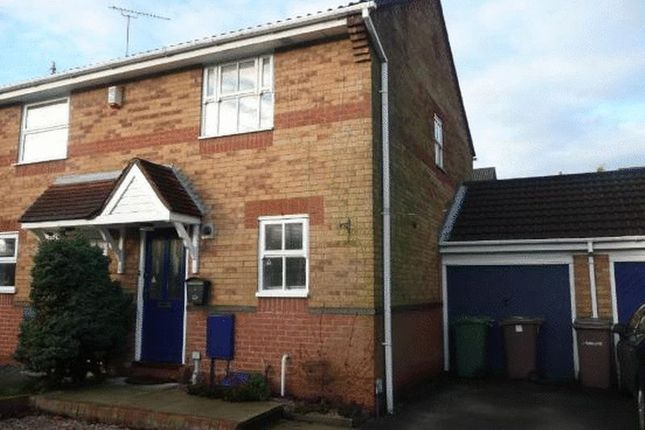Thumbnail Semi-detached house to rent in Serin Close, Newton-Le-Willows