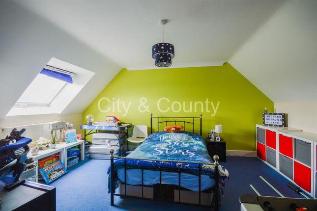 Bedroom Two of Manor Close, Farcet, Peterborough PE7