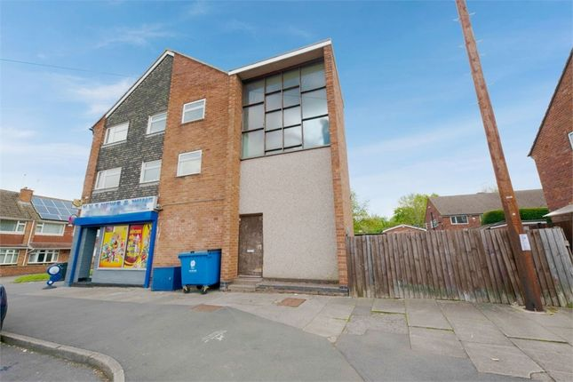 Thumbnail Flat for sale in Yarningale Road, Coventry, West Midlands
