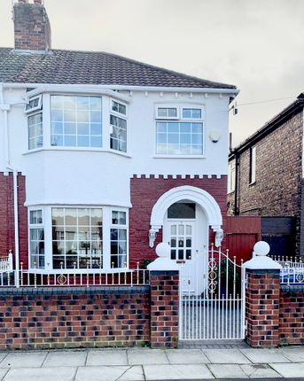 Thumbnail Semi-detached house to rent in Ardrossan Road, Liverpool