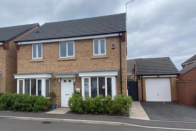 Thumbnail Detached house for sale in The Crossing, Kingswinford