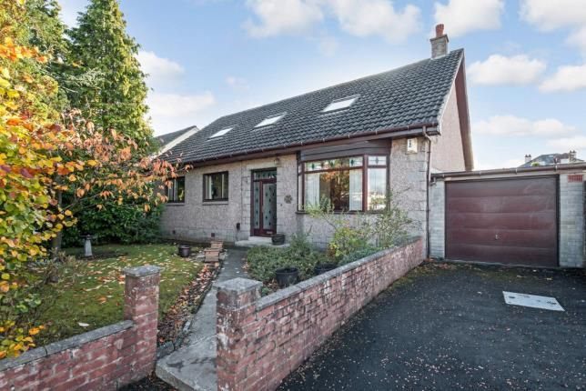 Thumbnail Detached house for sale in Failford Place, Kilmarnock, East Ayrshire