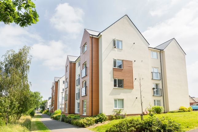 Thumbnail Flat for sale in Paper Mill Gardens, Portishead, Bristol