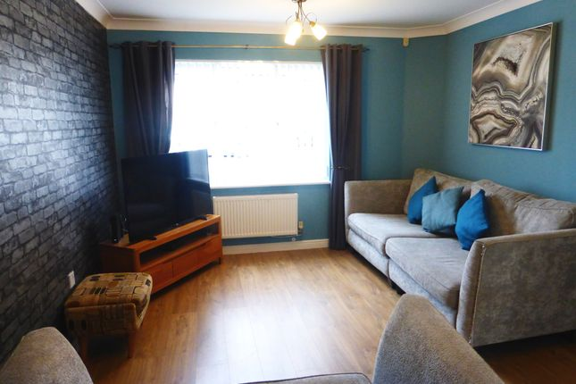 Thumbnail Semi-detached house for sale in Trebanog Crescent, Rumney, Cardiff