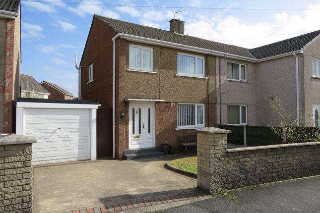 Thumbnail Semi-detached house for sale in Border Avenue, Cleator Moor, Cumbria